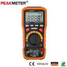 (39.49$)  Know more - http://aifz3.worlditems.win/all/product.php?id=32794099049 - Official PEAKMETER PM8236 Auto manual Range Digital Multimeter with TRMS 1000V Temperature capacitance frequency Test