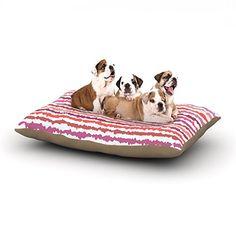 "Kess InHouse Nandita Singh ""Blush Stripes"" Fleece Dog Bed, 30 by 40-Inch, Pink Striped Kess InHouse http://www.amazon.com/dp/B00L5N06PU/ref=cm_sw_r_pi_dp_esj0tb1BPVCMZ7Q2"