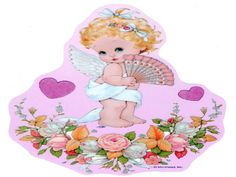 Ruth Morehead Angels | Ángeles | Angelitos | Ruth Morehead | Tarjetas Cards | Illustration ...