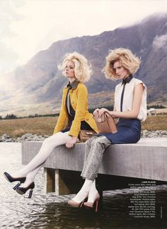 #fashion #editorial #photography #vintage vibe #moda #fotografia