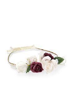 Bridal Flower Bando