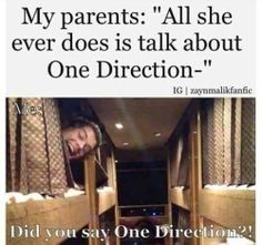 HAHAHA AND THIS IS EXACTLY WHAT THEY SAY harry styles Louis Tomlinson niall horan zayn malik liam payne