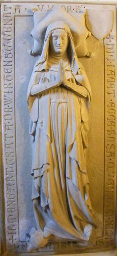 Germany, Rottenburg am Neckar - St Moritz Irmengard von Wuerttemberg, 1329