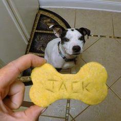 Items similar to Homemade Peanut Butter Dog Treats on Etsy Peanut Butter Dog Treats, Homemade Peanut Butter, Best Teacher, Funny Animals, Biscuits, Dinosaur Stuffed Animal, Vegetarian, Etsy Shop, Beige