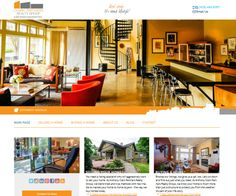 A local realtor wanted a website with a high level of functionality that would also be visually impressive.