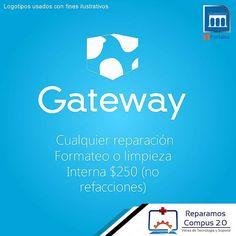Recuerden #Lunes #Gateway todas las #laptops o PC escritorio en promo; LIMP.INTERNAACTUALIZAREPARAVIRUS?OPTIMIZA.