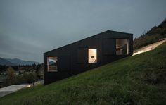 Wohnhaus - Holzhaus Modern - Was wir bauen - Meiberger Holzbau - Wohlfühl-Holzbauten individueller Architektur