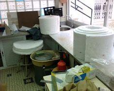 Nuno Mota: Construção de um forno a gás para alta temperatura Pottery, Solar, Home, Ideas, Ovens, Handmade Pottery, Instagram Ideas, Modeling, Ceramic Workshop