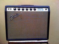 Fender Princeton Reverb 1969-23 by Black/Gold, via Flickr