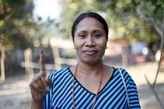 UNDP supports an election somewhere in the world every two weeks, including Timor-Leste's 2012 Parliamentary elections. Learn more about our democratic governance programmes at www.undp.org  #globaldev  Photo: UN/Martine Perret