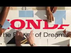 Honda Charts Brand Evolution In Stunning Stop-Motion Ad Made Entirely In-Camera - DesignTAXI.com