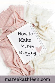 Monetising your blog. How do you do it? Let's find out how to make money from a blog site. Make Money Blogging, Make Money Online, How To Make Money, Make Blog, How To Start A Blog, Make Money From Pinterest, Blog Sites, Instagram Influencer, Be Your Own Boss