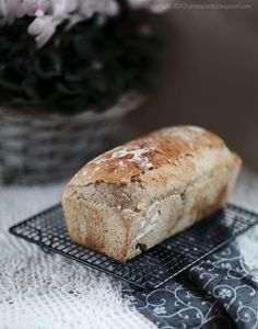 Pracownia Wypieków: Chleb z oliwkami