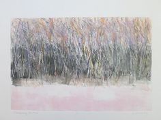 """""""Evening Colors"""" – Monotype by Kathy Connolly"""