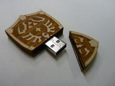 Legend of Zelda USB