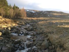 glen Muick Scotland