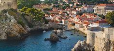 Découvrez la Croatie, nouvelle destination tendance. Split et Dubrovnik.