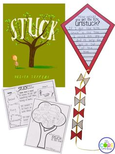Stuck read-aloud act