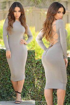 Love this Fashion Nova dress!