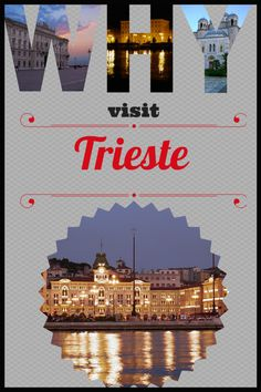 Why visit Trieste - by HitchHikersHandbook.com