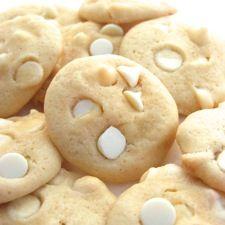 Vanilla White Chocolate Drops: King Arthur Flour