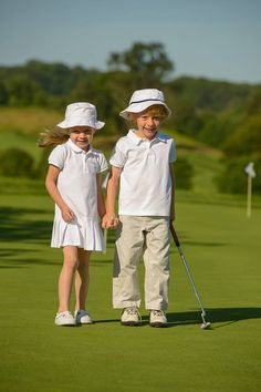 Golf is like life...all about relationships