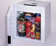 Do you go on long boating, RV, or camping trips? Do you go to the stadium early for the tailgate party? If so, a great cigarette lighter powered cooler will make your vacation much more pleasant. Store cold drinks and snacks for weeks, save leftovers for days, and keep ice around for whenever you want it.