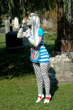 Frankie Stein, Home Ick - Monster High Cosplay