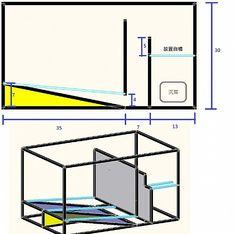 [原創](新發表)簡易抽系統缸 -GOOD-底部過濾槽-要裝自動補水器呢 因為若沒有裝補水器,水蒸發會很明顯的出現在沉馬這區 而必須常常作補水的動作哦
