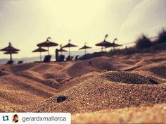 """La playa de Palma #Mallorca vía @gerardxmallorca """"Un poquito de relax para afrontar bien la traquita de esta noche...  #palma #palmademallorca #palmademallorca2016 #beach #playa #relax #paraiso #paradise #mallorca #mallorcamola #mallorcatestim #igerspalma #igersmallorca #igersbalears #igmallorca #mallorcagram"""" by turismoislasbaleares"""