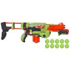 Vortex Praxis Nerf Gun