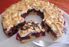 Cake from the microwave Slovak Recipes, Sweet Breakfast, Dessert Recipes, Desserts, Flan, Waffles, Delish, Microwave, Health Fitness