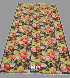 Click for larger image of Bessarabian Kilim Picnic Blanket, Outdoor Blanket, Floor Rugs, Bohemian Rug, Flooring, Larger, Image, Home Decor, Ideas