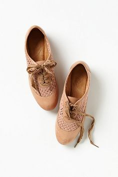 Astaire Oxfords #anthropologie