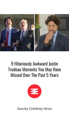 Click here👆👆👆 for the full article! Pm Trudeau, Justin Trudeau, Hair Flip, Kissing Him, World Leaders, Awkward Moments, Trending Videos, Over The Years, The Balm