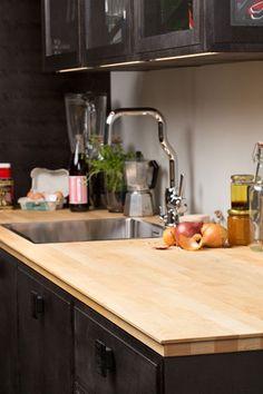 Puustelli Miinus ecological kitchen