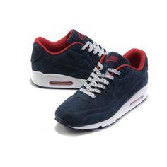outlet store 2c0e7 8d053 61.85 nike air max vt 1,Mens Cheap Nike Air Max 90 VT Trainers Deepblue