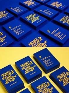 Bold High Contrast Business Cards With Interesting Typography Buissness Cards, Name Cards, Elegant Business Cards, Custom Business Cards, Business Card Design Inspiration, Packaging Design Inspiration, Stationery Design, Branding Design, Logo Design
