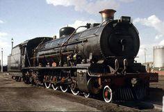 Old Steam Locomotives | old STEAM LOCOMOTIVES in South Africa: Queenstown, Queens Casino ...