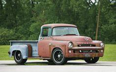 Cummins Repower 1957 Dodge D 100