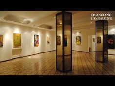 Chianciano Biennale 2013 - The Halls