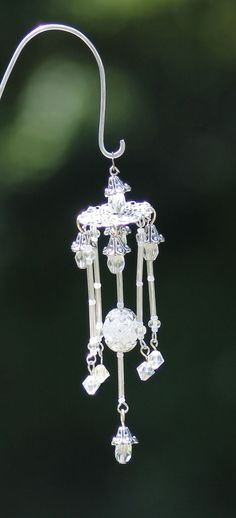 Miniature Fairy wind chime