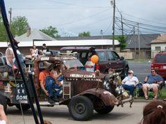 2010 Memorial Day Parade - Ironton, Ohio