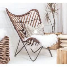 Uniqwa Furniture Kauai Butterfly Chair