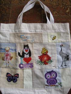The Traveling Tote Bag Project