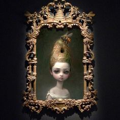 Mark-Ryden-Queen-Bee-2013.jpg (1080×1080)