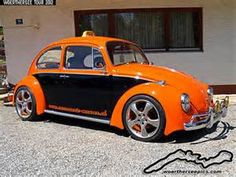 orange vw beetle - Yahoo Image Search Results