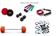 5 in home gym essentials for the minimalist on a budget.