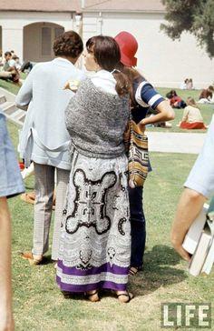 "ARTHUR SCHATZ-""High School Fashions, 1969, LIFE magazine"""