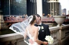 Classic Downtown Chicago Wedding | Elizabeth Anne Designs: The Wedding Blog